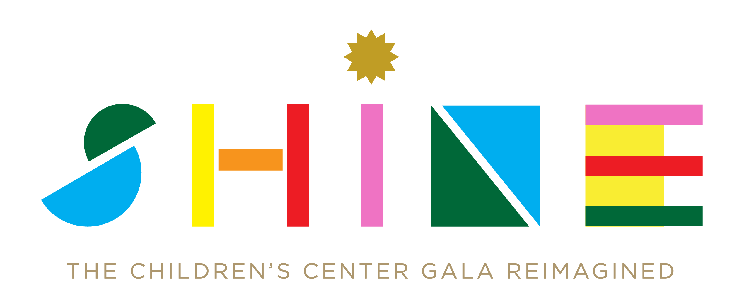 SHINEGala StrippedElements logo